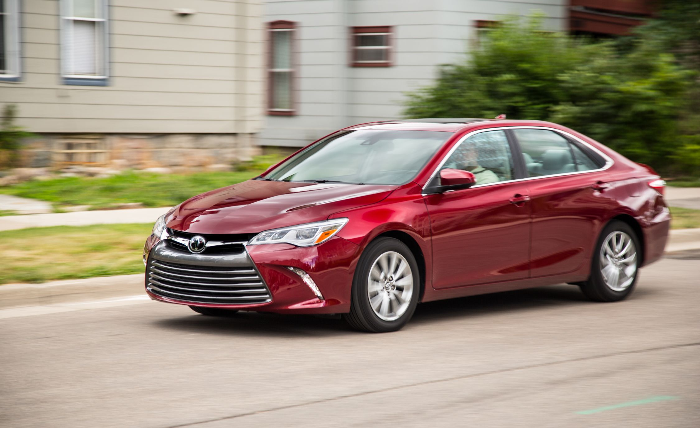 2016 Toyota Camry  Review  Car and Driver