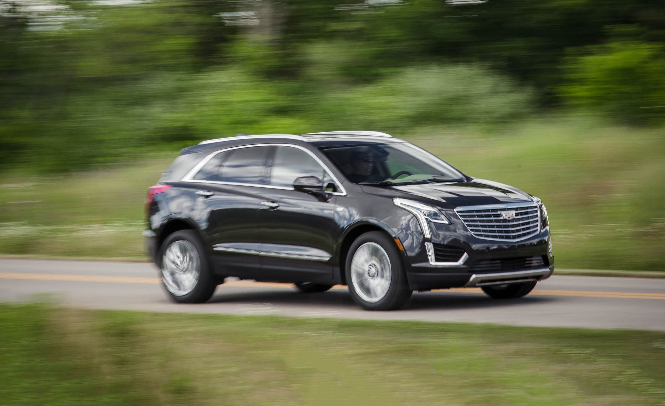 cadillac preview small articles suv a srx crossover sneak sleek