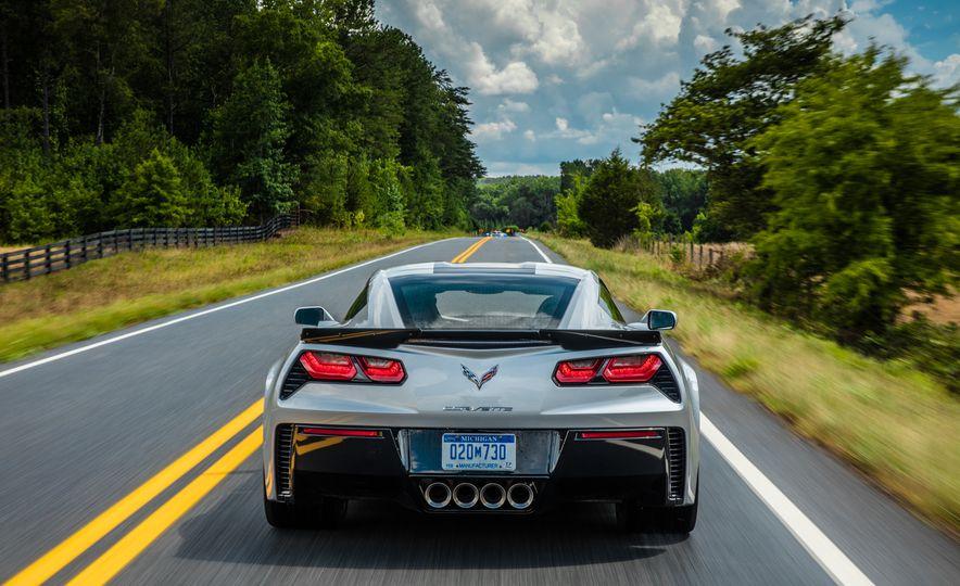 2017 Chevrolet Corvette Grand Sport - Slide 15