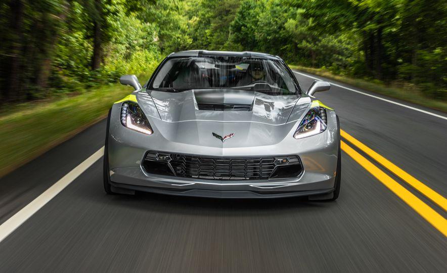 2017 Chevrolet Corvette Grand Sport - Slide 16