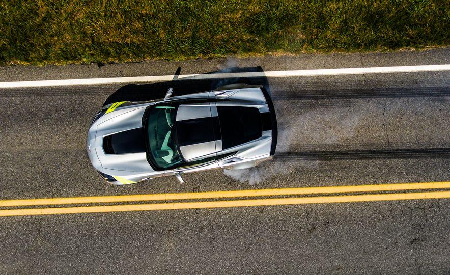 2017 Chevrolet Corvette Grand Sport - Slide 18