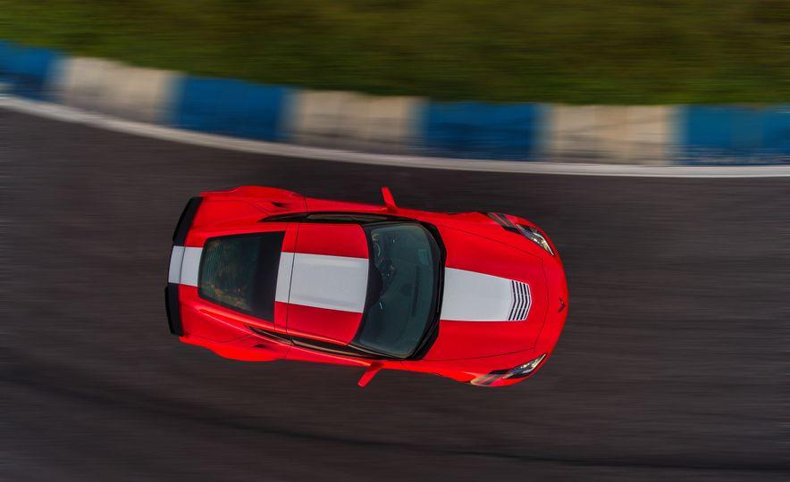 2017 Chevrolet Corvette Grand Sport - Slide 31