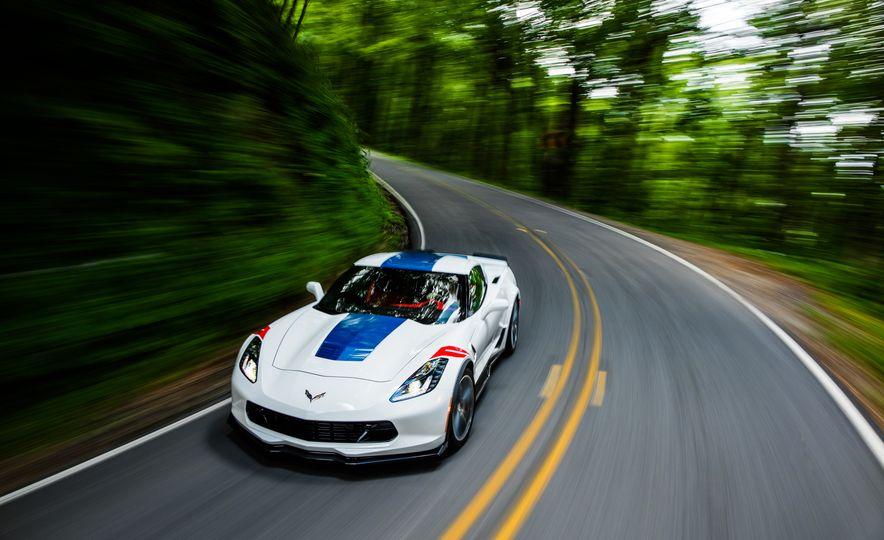 2017 Chevrolet Corvette Grand Sport - Slide 39