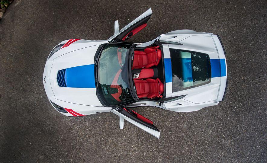 2017 Chevrolet Corvette Grand Sport - Slide 45