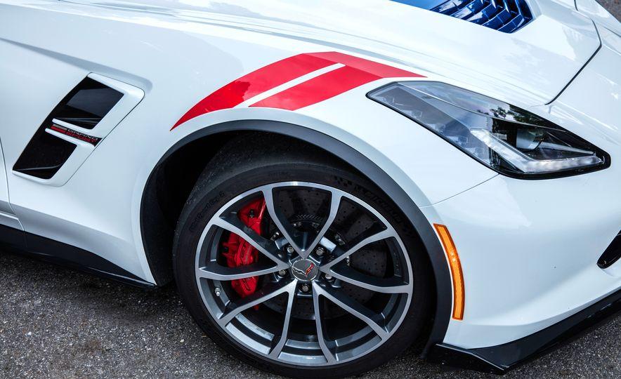 2017 Chevrolet Corvette Grand Sport - Slide 46