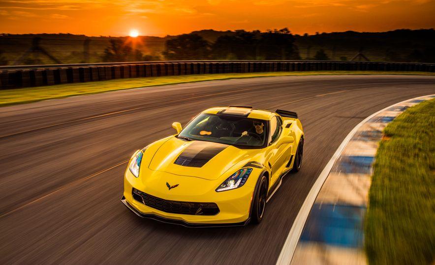 2017 Chevrolet Corvette Grand Sport - Slide 54