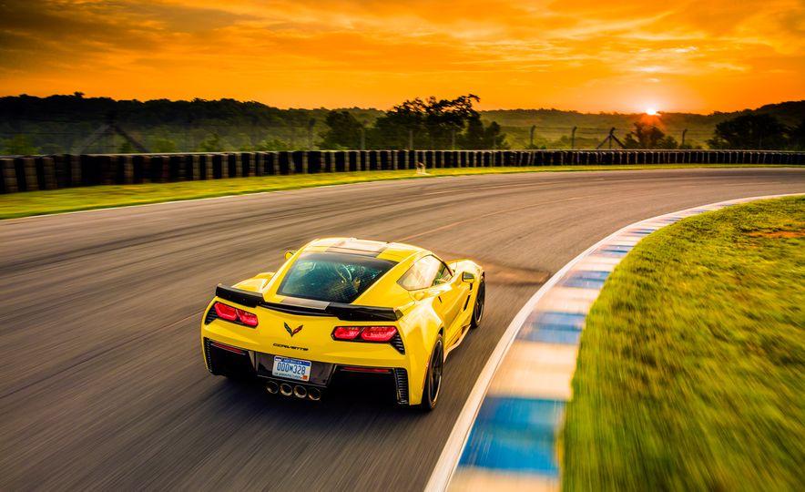 2017 Chevrolet Corvette Grand Sport - Slide 56