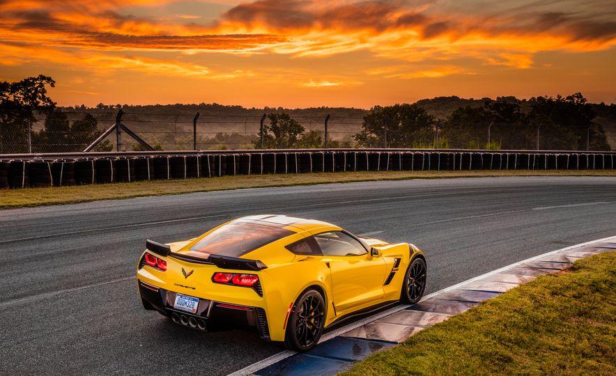2017 Chevrolet Corvette Grand Sport - Slide 57