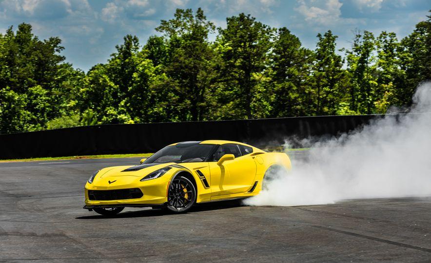 2017 Chevrolet Corvette Grand Sport - Slide 58