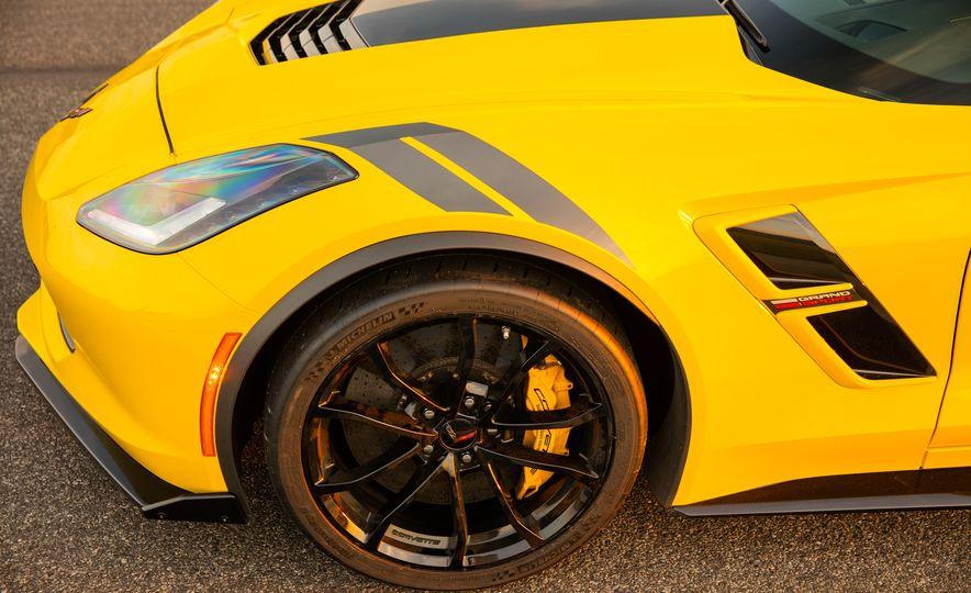 2017 Chevrolet Corvette Grand Sport - Slide 60