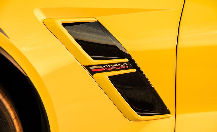 2017 Chevrolet Corvette Grand Sport - Slide 62