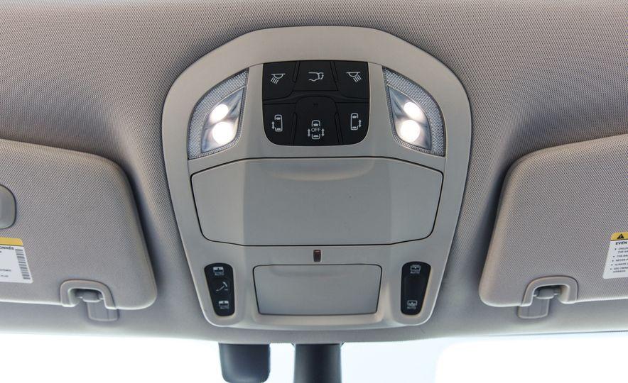 2017 Chrysler Pacifica - Slide 48