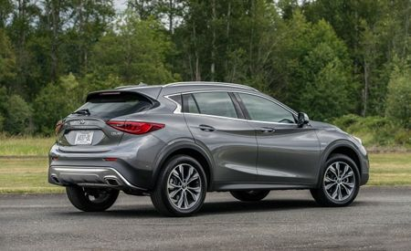 QX30 Not Quite Under 30: New Infiniti Crossover Priced