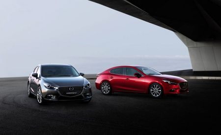 3's Story: Mazda Updates 3 Sedan and Hatch for 2017