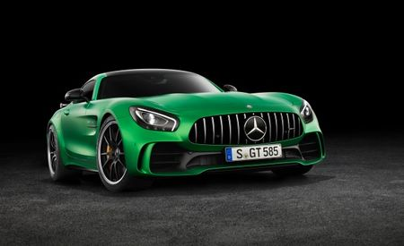 """Transformers: The Last Knight"" to Feature Mercedes-AMG GT R as Drift"