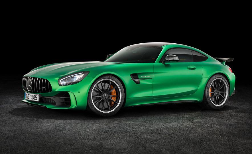 2017 Mercedes-AMG GT R - Slide 21