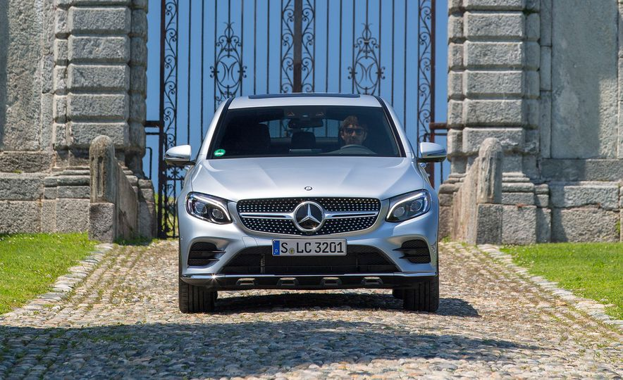 2017 Mercedes-Benz GLC300 4MATIC coupe - Slide 8