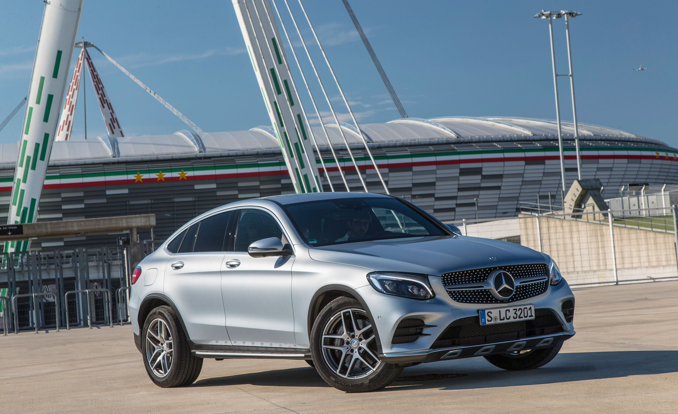 Mercedes Benz Glc Coupe Reviews Price Photos And Specs Car Driver