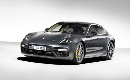 15 Tech Tidbits on the All-New 2017 Porsche Panamera