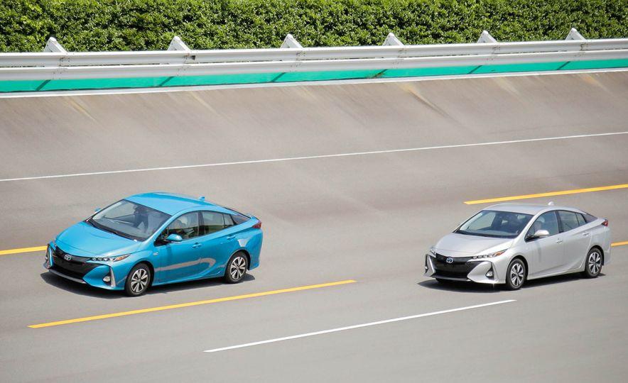 2017 Toyota Prius Prime plug-in hybrid - Slide 1