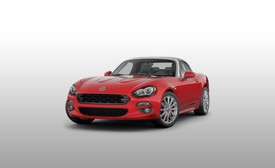 2017 Fiat 124 Spider Abarth - Slide 1