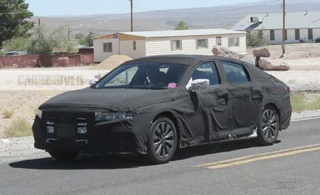 Sleeker 2018 Honda Accord Spied!