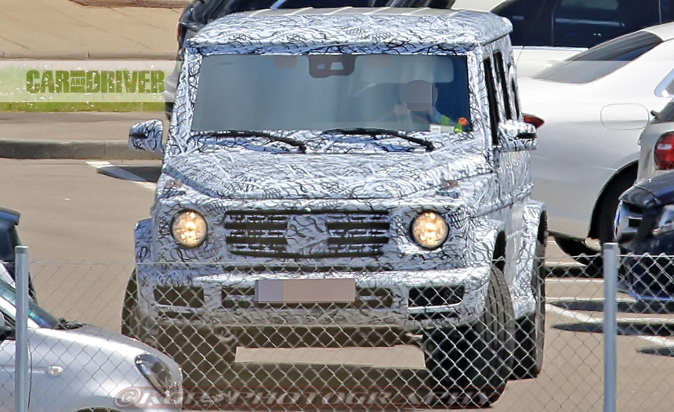 mercedes benz g wagon 2018. fine benz throughout mercedes benz g wagon 2018 v