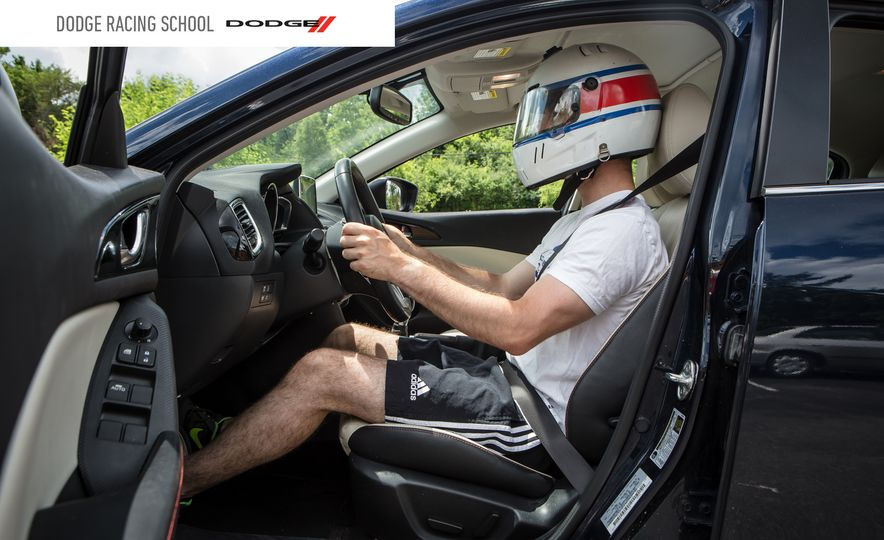 How to Adjust Your Seat and Mirrors for Track Driving - Slide 1
