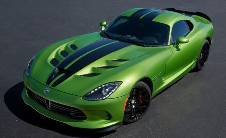 Snakeskin ACR Edition: THIS Is the Final Dodge Viper Special Edition