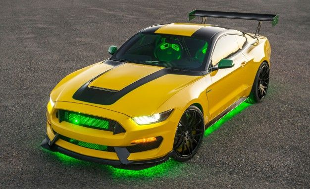 Ford Mustang Shelby Gt Ole Yeller
