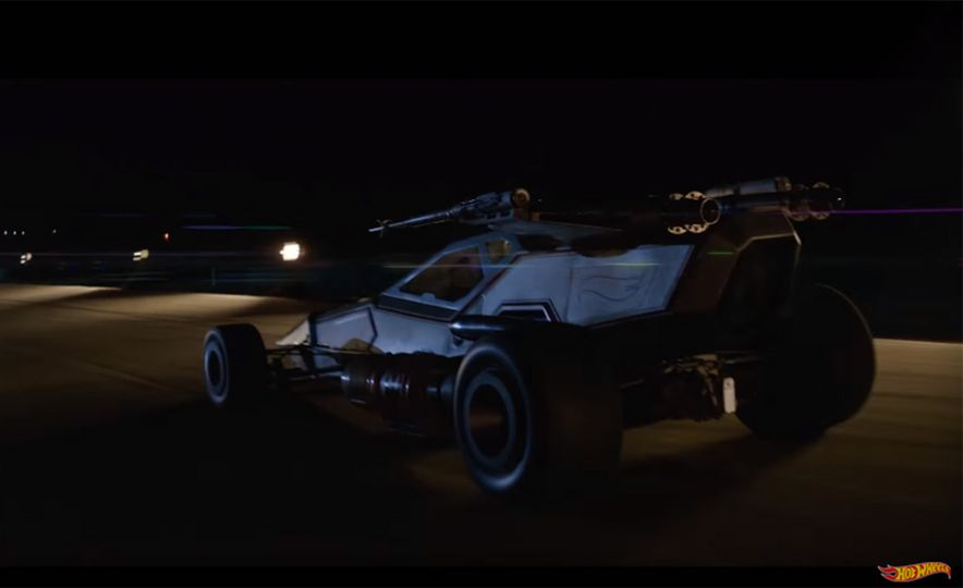 10 Awesome Things about Hot Wheels' Life-Size, 160-mph Star Wars X-Wing Carship - Slide 9