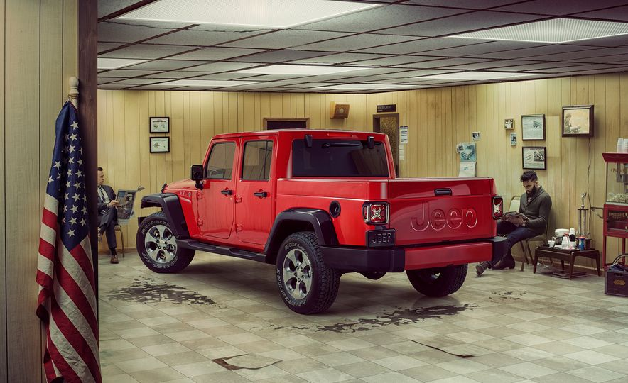 2018 Jeep Wrangler Ecosel | Best new cars for 2018