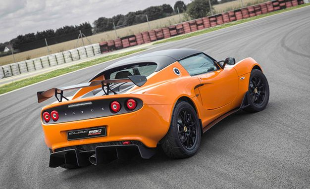 You Can Buy the Lotus Elise in the U.S. Again, But You Can't Drive It on the Street