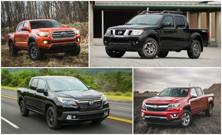 Medium Done Well: Mid-Size Pickups Ranked
