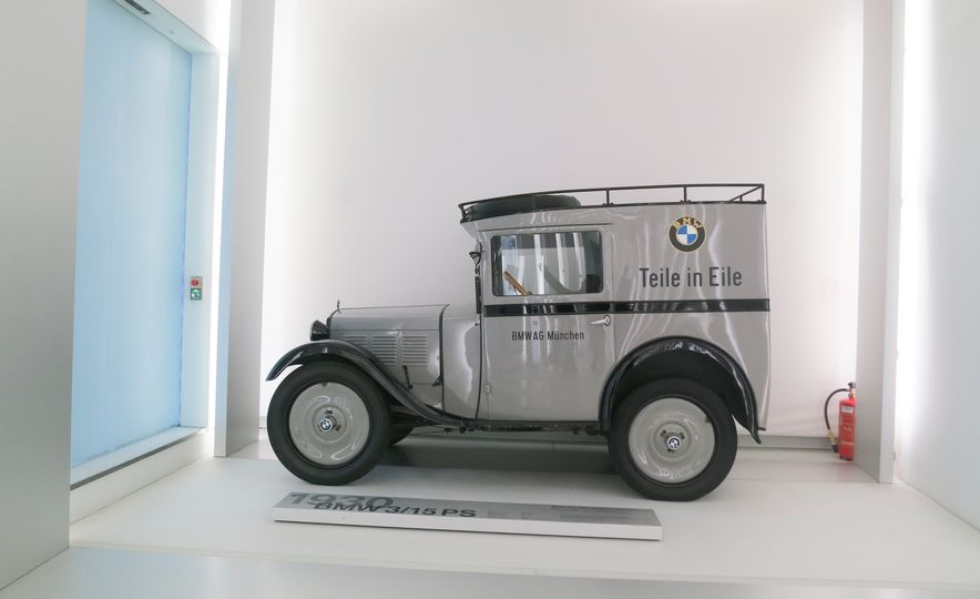 Munich Masterpieces: 18 Highlights from the BMW Museum - Slide 4