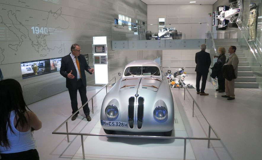 Munich Masterpieces: 18 Highlights from the BMW Museum - Slide 7