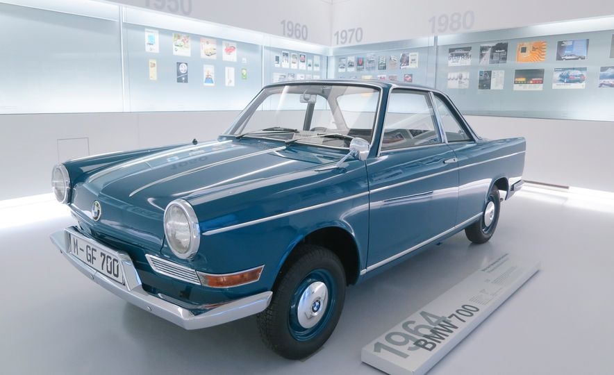 Munich Masterpieces: 18 Highlights from the BMW Museum - Slide 10