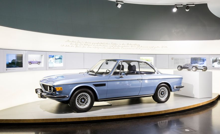 Munich Masterpieces: 18 Highlights from the BMW Museum - Slide 12