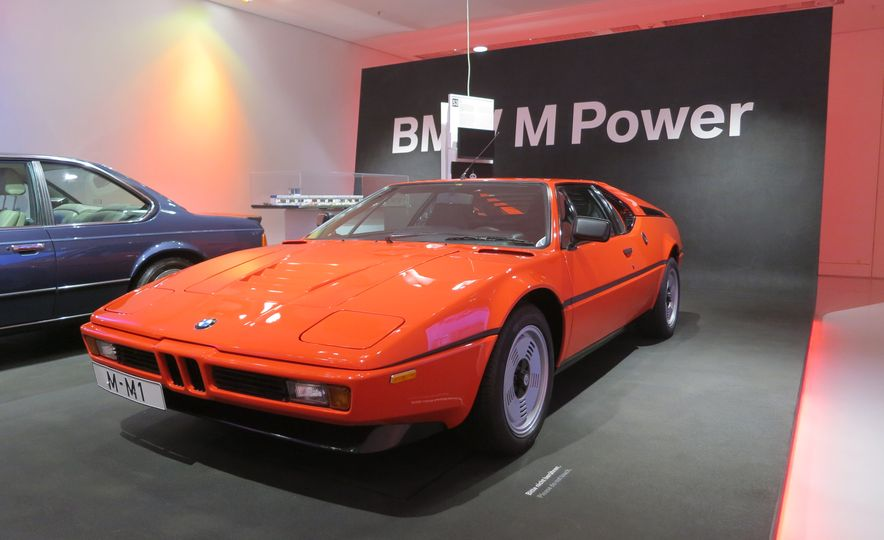 Munich Masterpieces: 18 Highlights from the BMW Museum - Slide 15