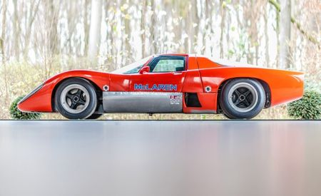 This Amazing—and Road Legal!—1960s Can-Am McLaren Can Be Yours