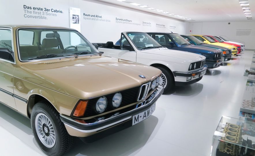 Munich Masterpieces: 18 Highlights from the BMW Museum - Slide 16