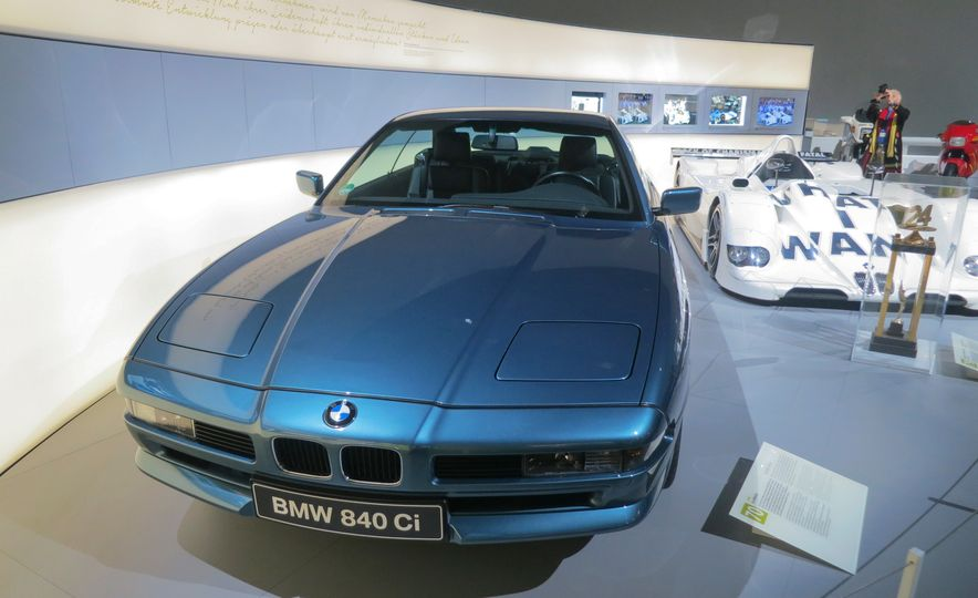 Munich Masterpieces: 18 Highlights from the BMW Museum - Slide 17
