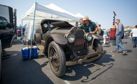 You'd Be Nutz Not to Love a Stutz: A Freshly Purchased, Unrestored 1921 Bearcat