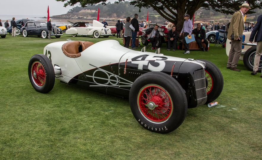 Editors Picks Our Favorites From The 2016 Pebble Beach Concours D Elegance