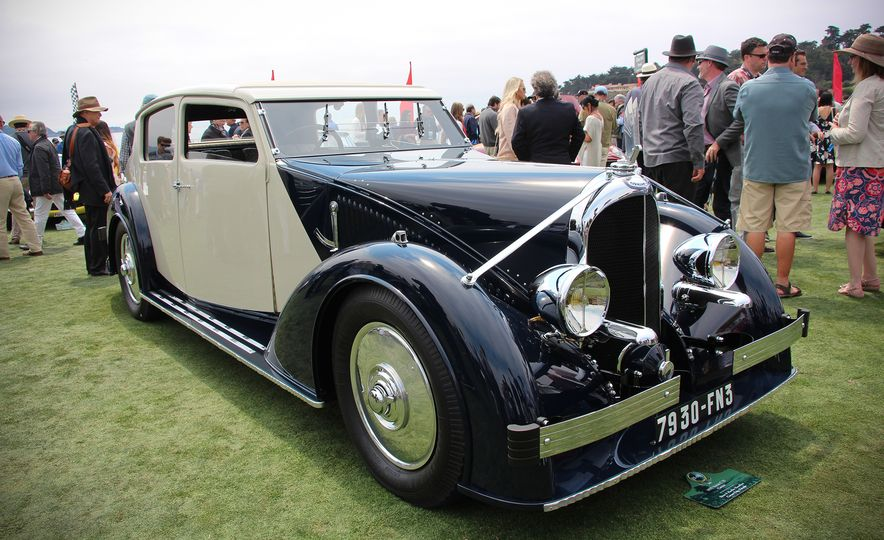 Editors' Picks: Our Favorites from the 2016 Pebble Beach Concours d'Elegance - Slide 6