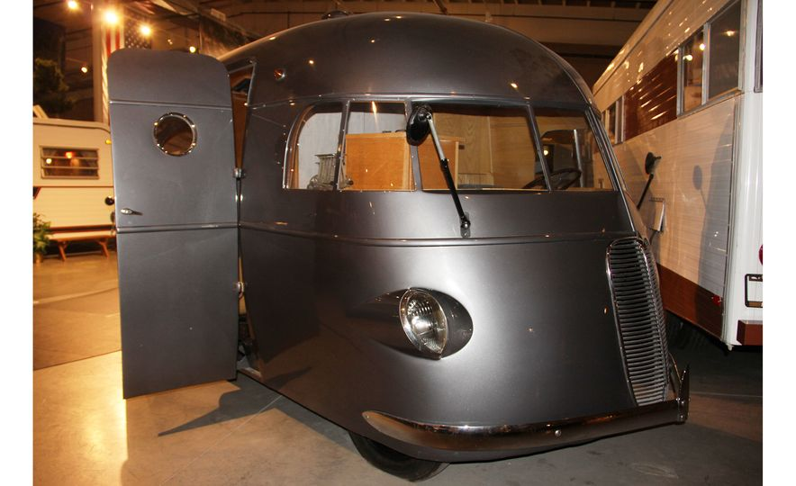 Classic Camper Cool: We Visit the RV Museum and Hall of Fame - Slide 5