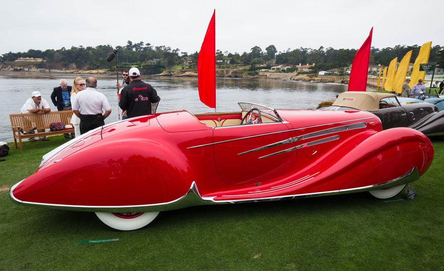 Editors' Picks: Our Favorites from the 2016 Pebble Beach Concours d'Elegance - Slide 13