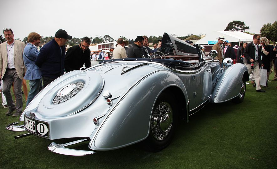 Editors' Picks: Our Favorites from the 2016 Pebble Beach Concours d'Elegance - Slide 10