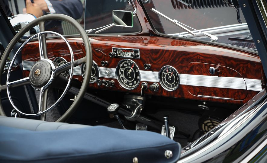 Editors' Picks: Our Favorites from the 2016 Pebble Beach Concours d'Elegance - Slide 11