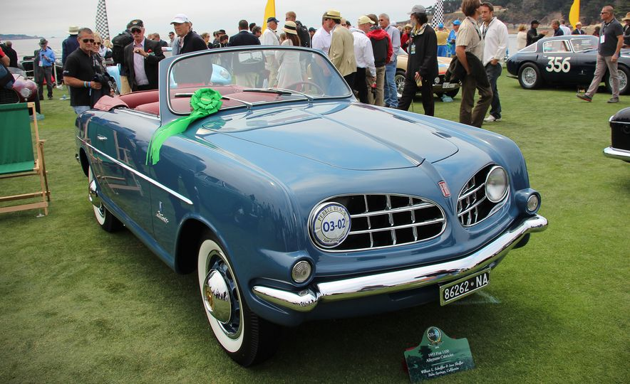 Editors' Picks: Our Favorites from the 2016 Pebble Beach Concours d'Elegance - Slide 16